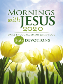 Mornings with Jesus 2020: Daily Encouragement for Your Soul