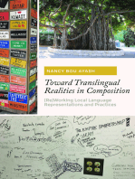 Toward Translingual Realities in Composition