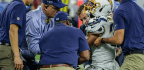 Chargers Hopeful Adrian Phillips' Broken Arm Won't Keep Him Out All Season