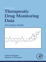 Therapeutic Drug Monitoring Data
