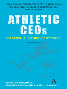 Athletic CEOs: Leadership in Turbulent Times_Second Edition