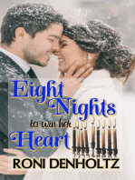 Eight Nights To Win Her Heart