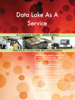 Data Lake As A Service A Complete Guide - 2020 Edition
