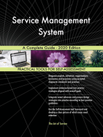 Service Management System A Complete Guide - 2020 Edition