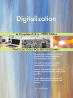 Digitalization A Complete Guide - 2020 Edition
