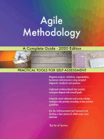Agile Methodology A Complete Guide - 2020 Edition