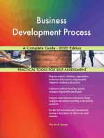 Business Development Process A Complete Guide - 2020 Edition