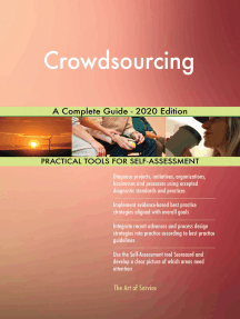 Crowdsourcing A Complete Guide - 2020 Edition