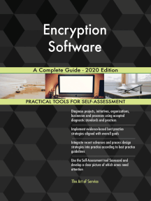 Encryption Software A Complete Guide - 2020 Edition