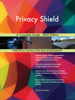 Privacy Shield A Complete Guide - 2020 Edition