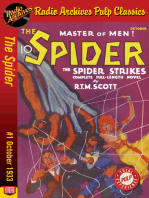 The Spider eBook #1