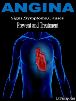 Angina Signs,Symptoms,Causes,Prevent and Treatment