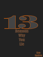 13 Reasons Why You Lie