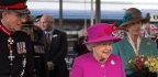 Everyone Has to Walk Behind the Queen For 1 Simple Reason