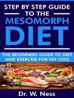 Step by Step Guide to the Mesomorph Diet
