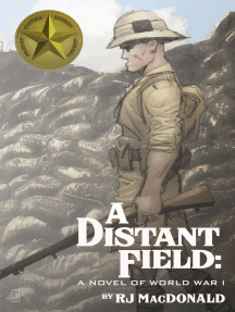 A Distant Field: A Novel of World War I