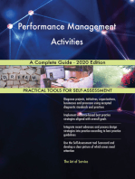 Performance Management Activities A Complete Guide - 2020 Edition