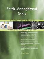 Patch Management Tools A Complete Guide - 2020 Edition