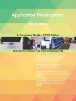 Application Development Business A Complete Guide - 2020 Edition