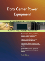 Data Center Power Equipment A Complete Guide - 2020 Edition
