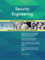 Security Engineering A Complete Guide - 2020 Edition
