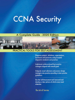 CCNA Security A Complete Guide - 2020 Edition