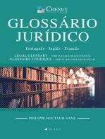 Glossário Jurídico: Português - Inglês - Francês