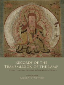 Records of the Transmission of the Lamp: Volume 7 (Books 27-28) Biographies and Extended Discourses