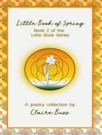 Little Book of Spring, (Little Book Series, #2)