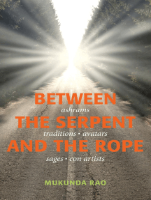 Between the Serpent and the Rope: Ashrams, Traditions, Avatars, Sages and Con Artists