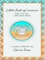 Little Book of Summer, (Little Book Series, #3)