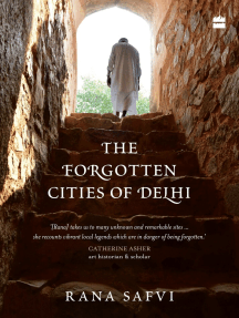 The Forgotten Cities of Delhi: Book Two in the Where Stones Speak trilogy