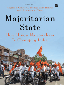 Majoritarian State: How Hindu Nationalism Is Changing Indi