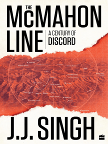 The McMahon Line: A Century of Discord