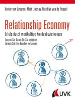 Relationship Economy - Erfolg durch werthaltige Kundenbeziehungen