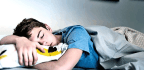 How Bright Flashes Of Light Get Teens More Sleep