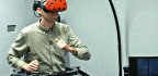 We Don't Need To Move To Learn Virtual Reality Spaces