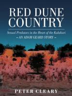 Red Dune Country - Sexual Predators in the Heart of the Kalahari - An Adam Geard Story