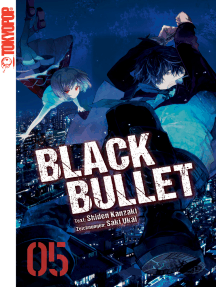 Black Bullet – Light Novel, Band 5