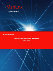 Exam Prep for:: Guatemala Diplomatic Handbook