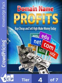 Domain name profits: Buy Cheap and Sell High Domain Name.