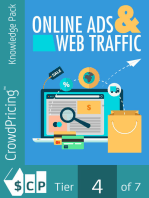 Online ads Web Traffic