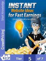 Instant Website Ideas for Fast Earnings