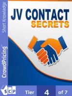Joint Venture Contact Secrets
