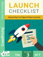 Launch Checklist