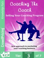 Selling Your Coaching Program