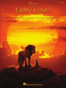 The Lion King: Ukulele Songbook