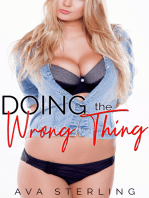 Doing the Wrong Thing