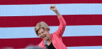 Democratic Candidates Try To Campaign Through An Impeachment Gale