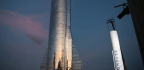 Elon Musk Unveils SpaceX's New Starship, Designed To Fly To The Moon, Mars And Beyond